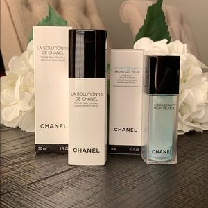 Other - CHANEL skincare